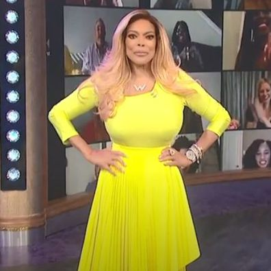 Wendy Williams shows off 11kg weight loss during show's premiere.