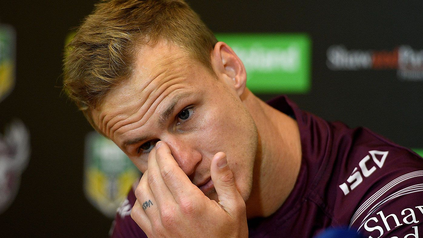 Mark Geyer: Jake Trbojevic should replace Daly Cherry-Evans as Manly skipper