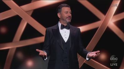 Jimmy Kimmel's opening speech at the 2020 Emmys