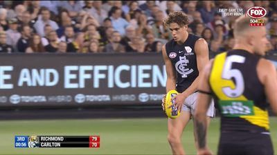 AFL admits umpire errors on 50m penalties during season-opening clash