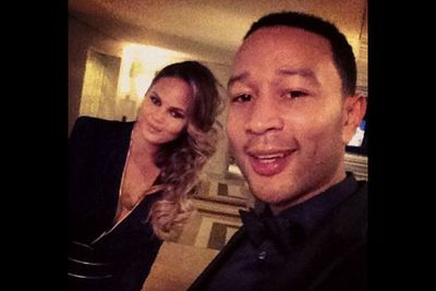 """@johnlegend: """"Ready to hit the club in Vegas."""""""
