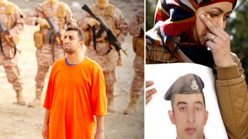 ISIL releases video showing captured Jordanian pilot being burned alive in cage