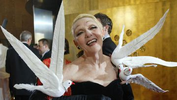 Australian showbiz legend Jeannie Little dies