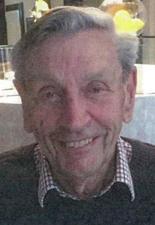 Ronald McMaster is an independent 95-year-old but due to his age and the fact he hasn't contacted family, there are concerns for his wellbeing.