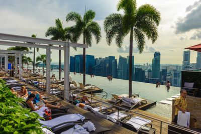 <strong>Marina Bay Sands</strong>