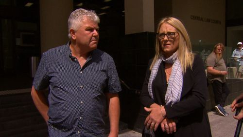 Jarryd Dixon's parents Clint and Tracy want to make Perth's streets safer.