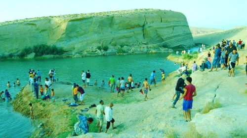 'Miracle lake' in Tunisia could be radioactive