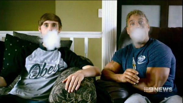 Instagram influencer says vaping every day nearly killed him - 9Honey