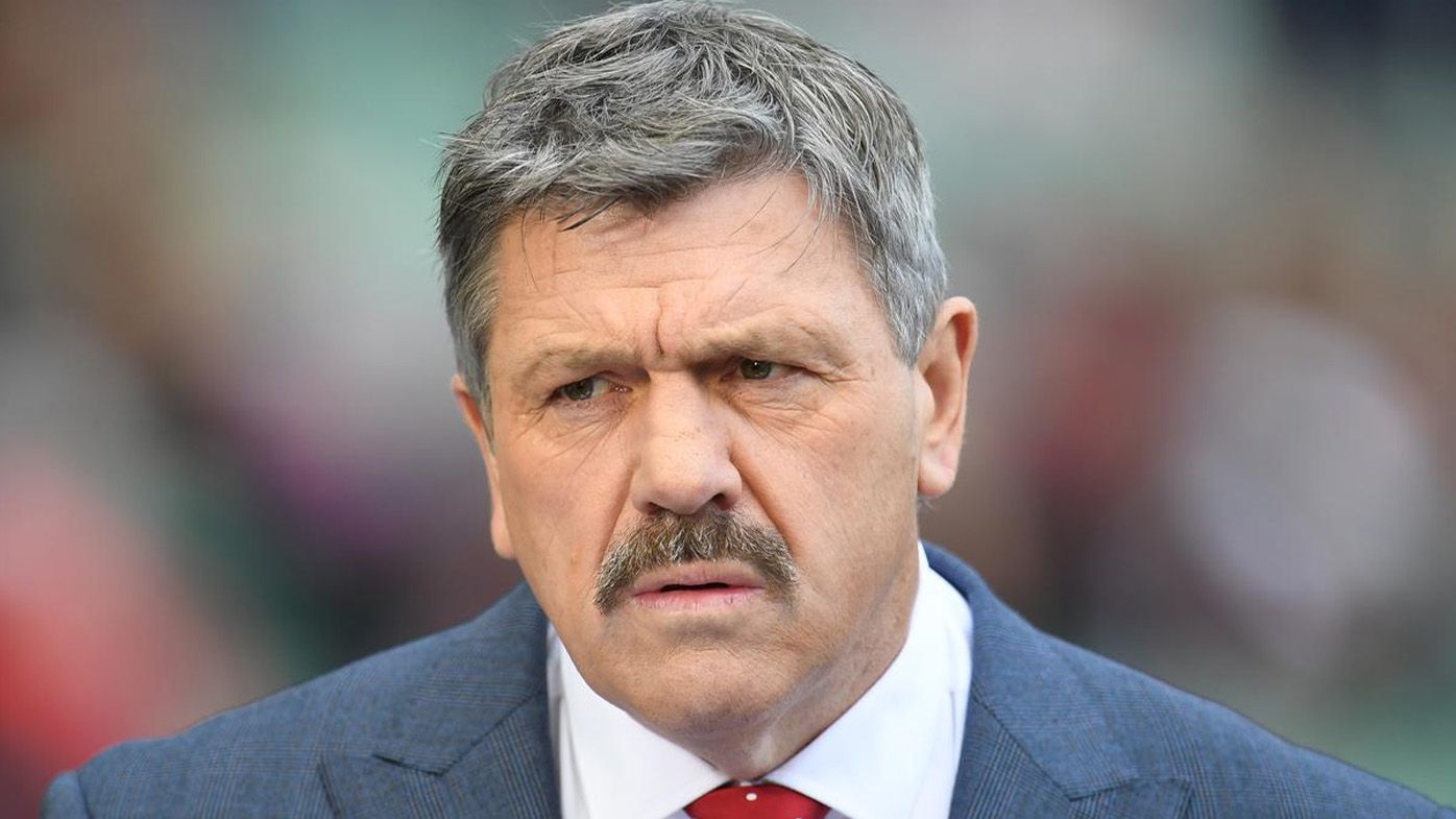 AFL commentator Brian Taylor suffers burns to face following gas explosion on his farm
