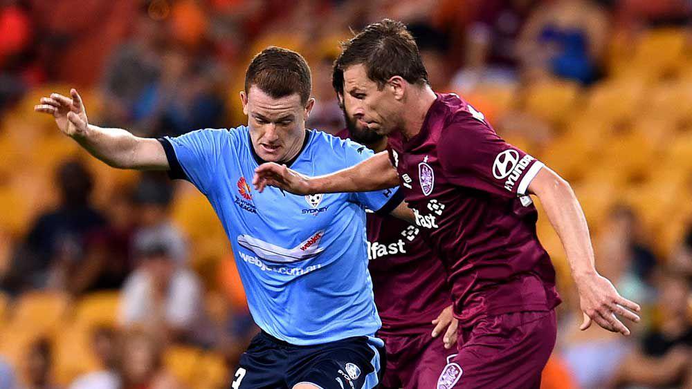 Roar end Sydney FC's perfect season start