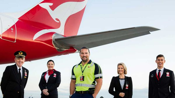 Ready for Takeoff with Qantas and OzHarvest