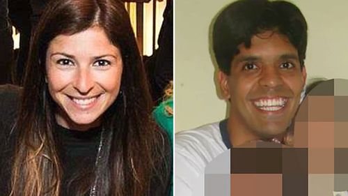 Santoro's lawyers claim his return to Brazil at the same time Ms Haddad's body was found in Sydney was a bad coincidence.