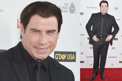 <i>Savages</i> star John Travolta