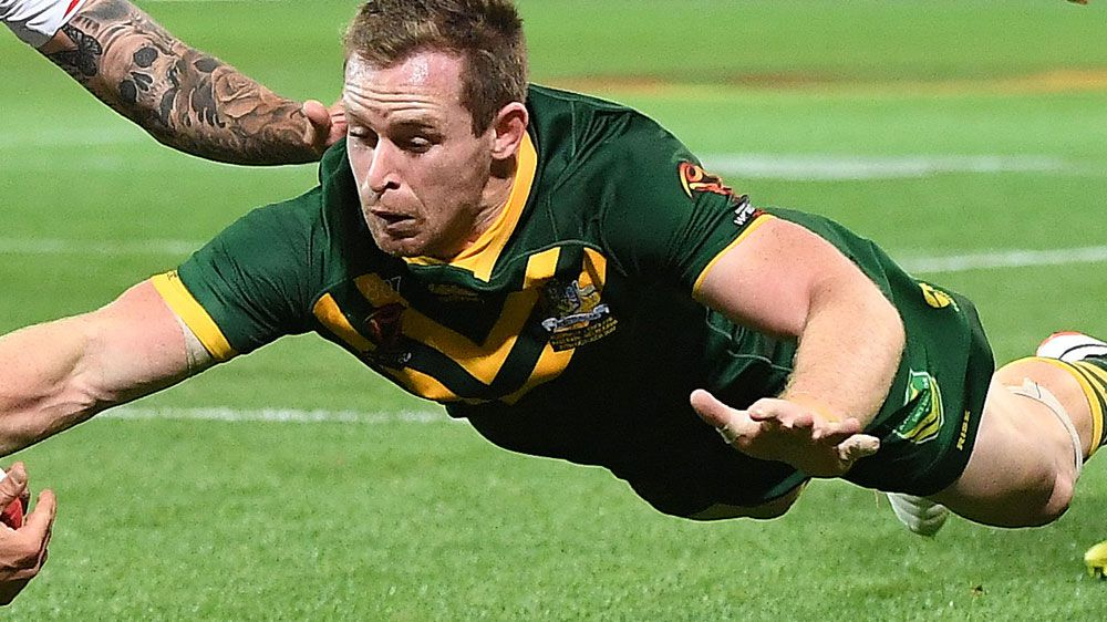 Morgan beats Munster for Kangaroos No.6