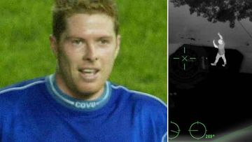 Footballer texted torture accused 'that house smelt like a morgue'
