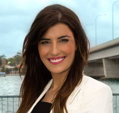 Miranda Liberal MP Eleni Petinos has been criticised for not being in her electorate while it was threatened by fire. (Facebook)