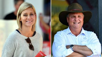 At the Longman by-election Labor's Susan Lamb is going head-to-head with the LNP's Trevor Ruthenberg. (AAP)
