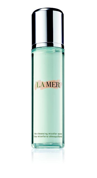 "<a href=""http://www.cremedelamer.com.au/daily-online-benefits?cm_mmc=Google-_-Brand-_-Brand-_-la%20mer"" target=""_blank"">La Mer The Cleansing Micellar Water, $110.</a>"