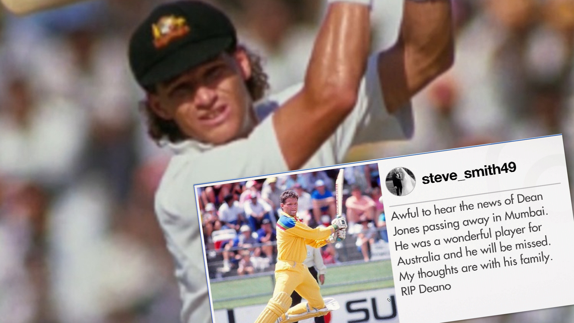 Dean Jones revived twice by Brett Lee in courageous attempt to save cricket legend
