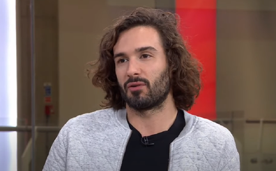Joe Wicks Sky interview