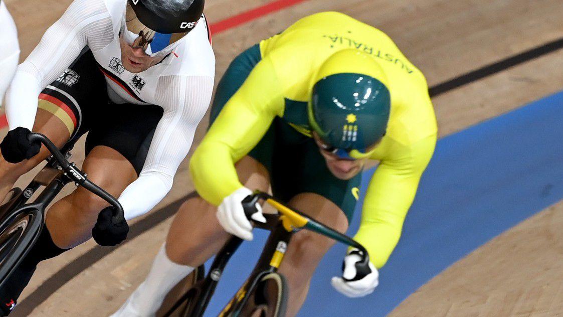 Aussie track cyclist infuriates Malaysia after Tokyo Olympics men's Keirin final fail