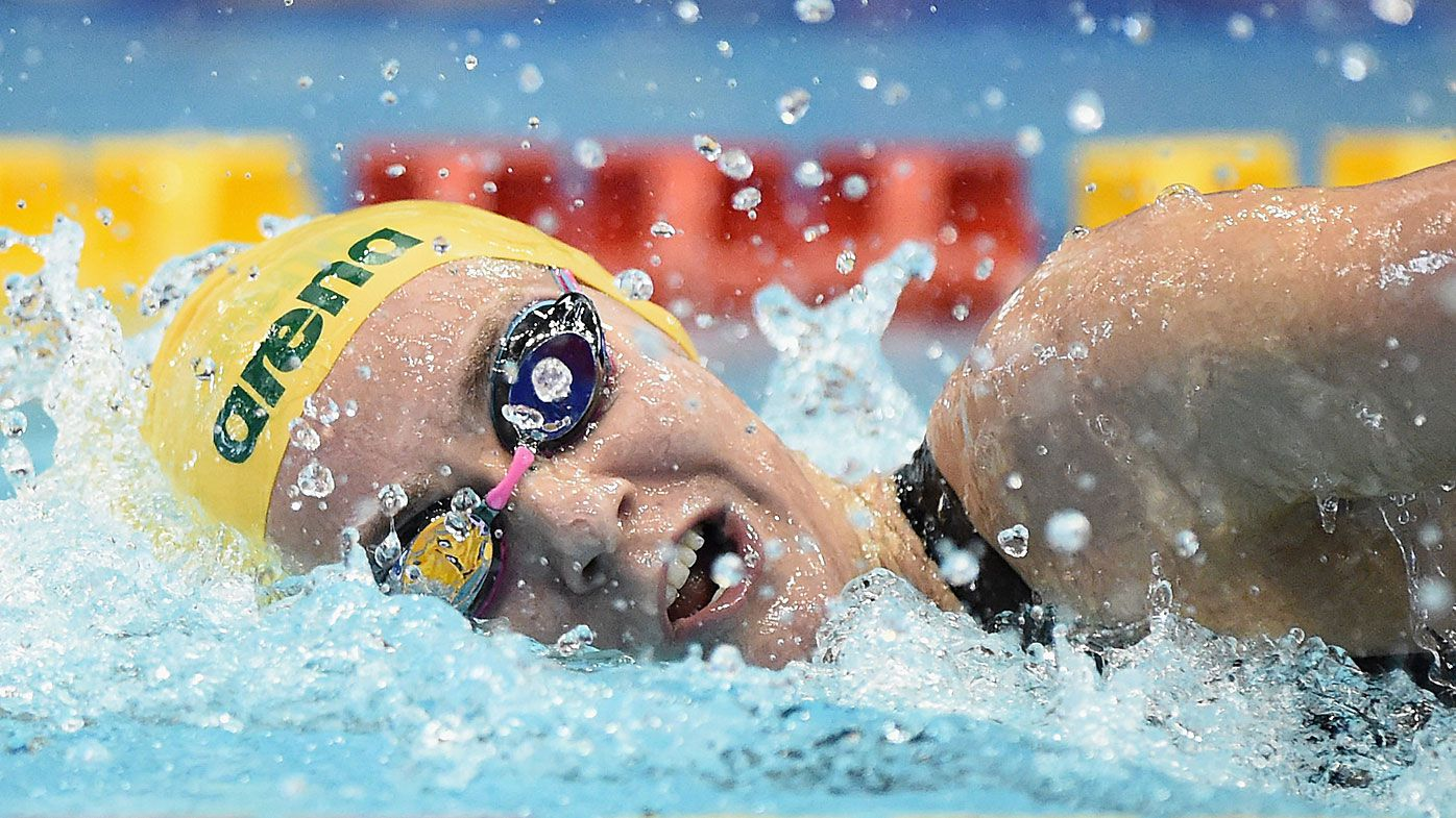 Aussie teenager Ariarne Titmus sends warning to Katie Ledecky for Tokyo 2020 Olympic Games