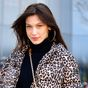 Bella Hadid brings leopard print to the streets