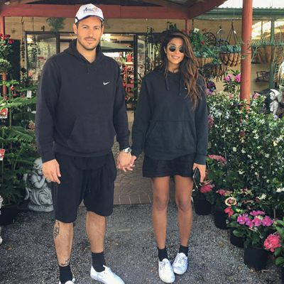 <em>Home and Away</em>'s Pia Miller chills with her man Tyson Mullane