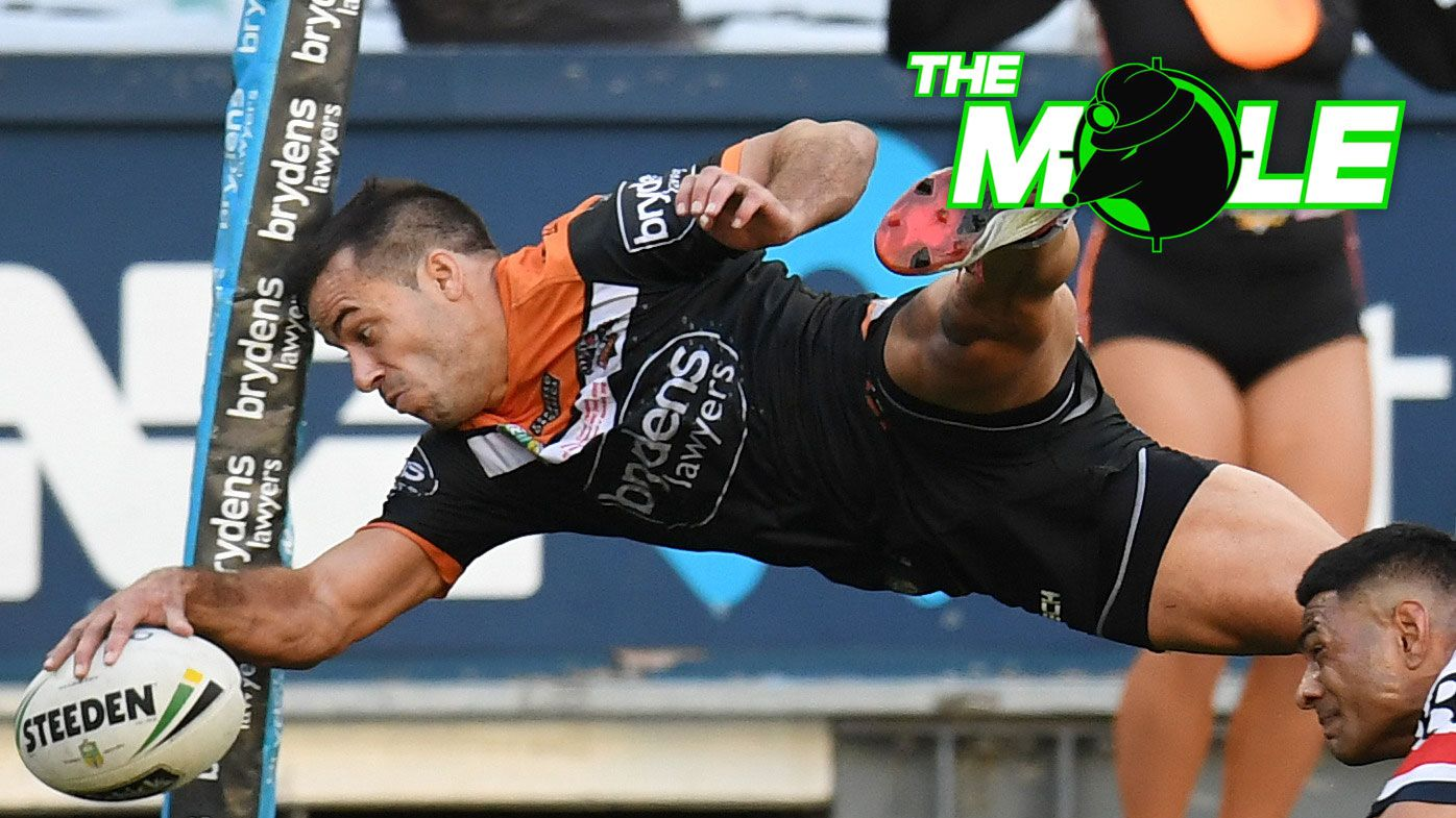 Minimum-wage Wests Tigers winger looming as the buy of the season