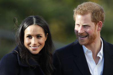 Duke and Duchess of Sussex baby