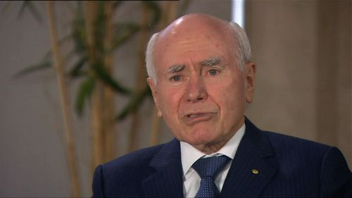 The former prime minister sat down for a tell-all interview.