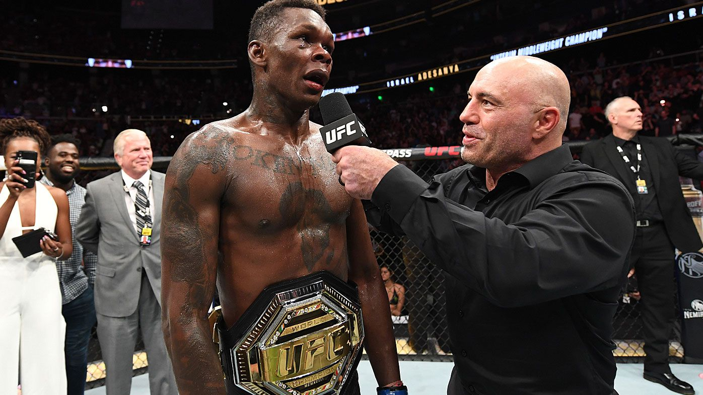 Israel Adesanya on 'same trajectory' as Conor McGregor, while Robert Whittaker eyes 'hittable' Kiwi-Nigerian UFC champ