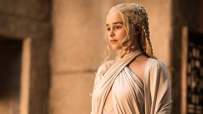 <p>The young Brit has twice been  nominated for an Emmy for her role as Daenerys Targaryen in <em>Game of Thrones</em>, in 2013 and 2015. </p><p>(AAP)</p>