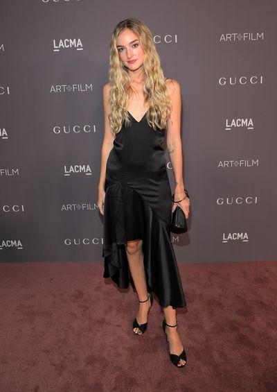 Fashion blogger Hannah Baxter.