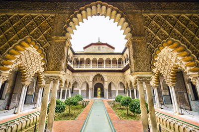 <strong>Alc&aacute;zar of Seville,&nbsp;Spain</strong>