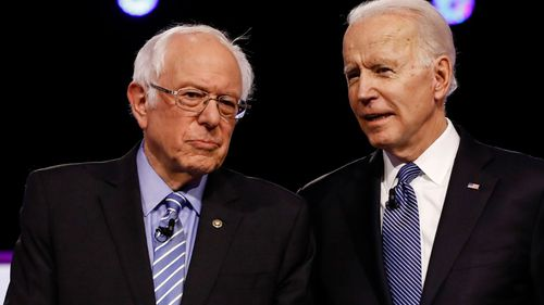 Bernie Sanders is exiting the presidential race, with Joe Biden set to be the Democratic nominee.
