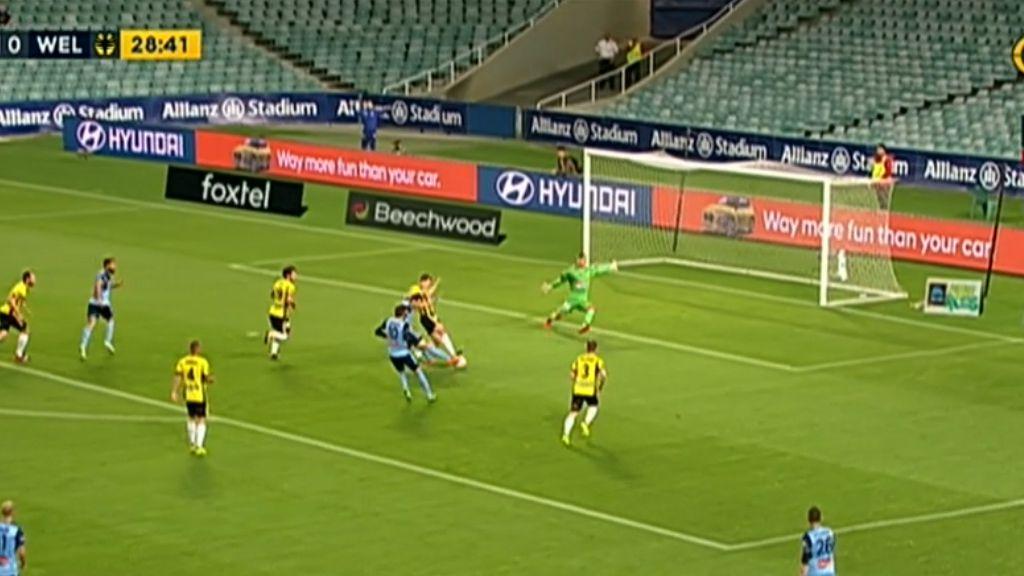 Sydney FC hold on against Phoenix