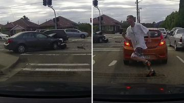 Dash cam videos and accident footage on news