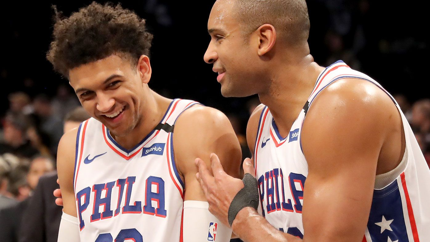 Matisse Thybulle will play for Boomers at Olympics, NBA teammate Ben Simmons says