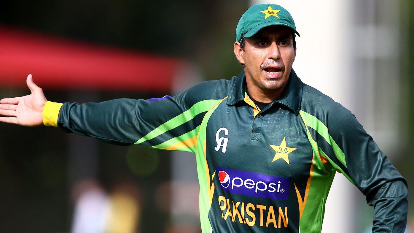Ex-Pakistan batsman jailed for spot-fixing