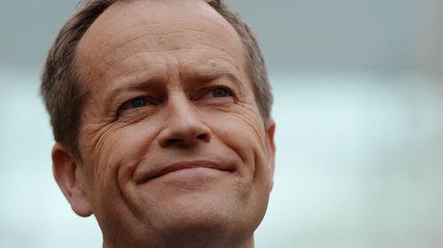 Opposition leader-aspirant Bill Shorten. (AAP)
