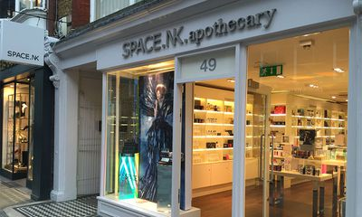Space.NK.apothecary<br> Various locations around London