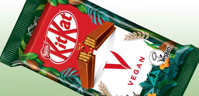 Nestlé say a vegan 'KitKat V' will launch before the year is over