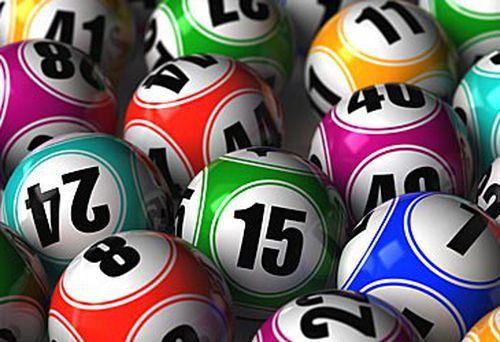 Lottery balls (Getty)