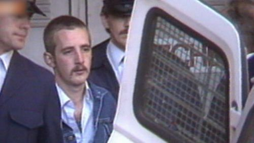 Hoddle Street killer Julian Knight killed seven people in a shooting attack in 1987.
