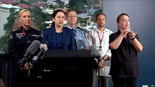 Queensland Weather Townsville Floods