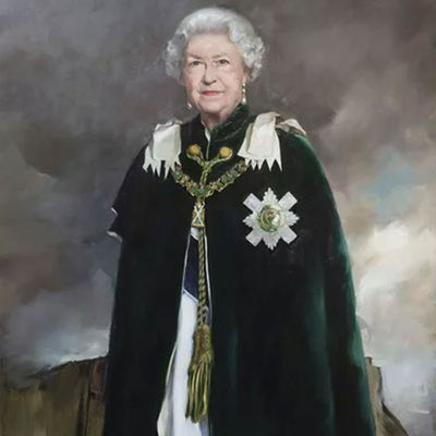 New portrait of Queen Elizabeth II, November 2018