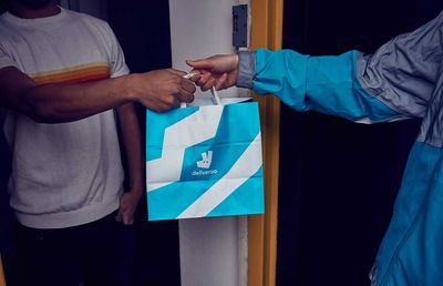Deliveroo launches free delivery lockdown special