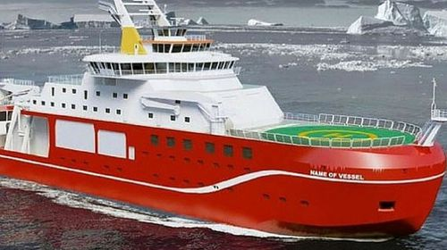 A $380 million dollar ship could be named Boaty McBoatface