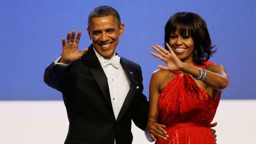 Barack Obama insists Michelle won't be running for president